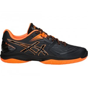 BLAST FF ASICS Noir/Orange
