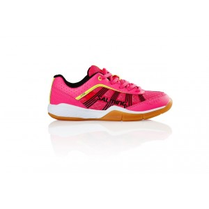 VIPER JUNIOR SALMING Rose/JFluo/Blanc