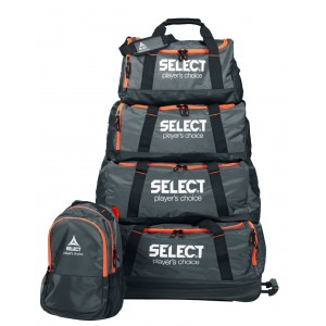 VERONA SAC SELECT Grise/Orange fluo