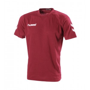 CORE TS HUMMEL Rouge