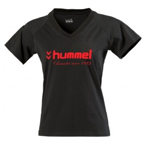 UNIVERS TS LADY HUMMEL Noir/Rouge