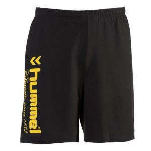 UNIVERS SHORT HUMMEL Noir/Or