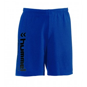 UNIVERS SHORT HUMMEL Royal/Noir