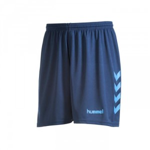 NEW CHEVRON SHORT HUMMEL Marine/Atomic