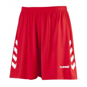 NEW CHEVRON SHORT HUMMEL Rouge/Blanc