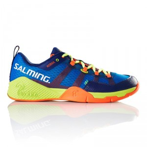 KOBRA SALMING Royal/Orange/JFluo