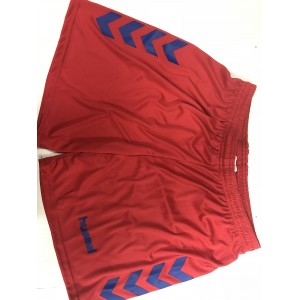 NEW CHEVRON SHORT HUMMEL Rouge/Royal