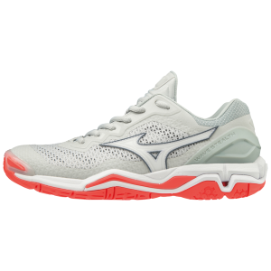 STEALTH 5 FEMME Grise/Corail