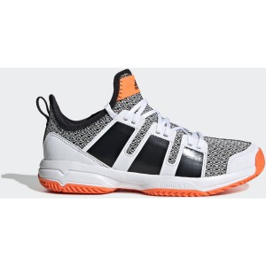 STABIL JR ADIDAS Blanc/Noir/Orange