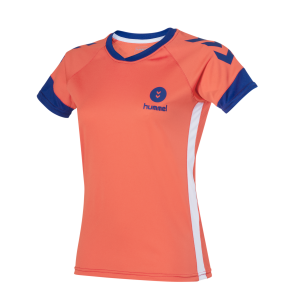 CPGN MAILLOT LADY HUMMEL Corail/Violet