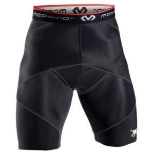 SHORT CROOS COMPRESSION ADDUCTEURS MC DAVID