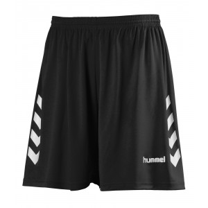 NEW CHEVRON SHORT HUMMEL Noir/Blanc