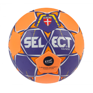BALLON HANDBALL MUNDO 2015/2016 SELECT Rouge/Vert