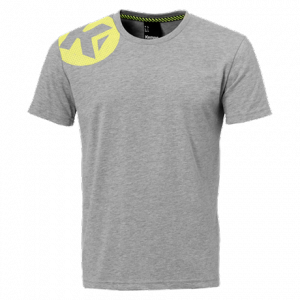 CAUTION TEE SHIRT KEMPA Gris